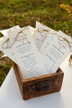 Autumn themed Southern wedding  |  The Frosted Petticoat