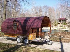 Gypsy Wagons, Custom Wagons, Tiny Houses, Sheep Wagons