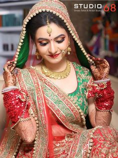 Makeup Is not About Making You Look Plastic, It's About Enhancing Your Beauty So we are making things easy for you 💄💋💄 Book your bridal appointment right ...