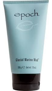 Glacial Marine Mud Mask - for removing impurities from your skin to leave it soft and smooth
