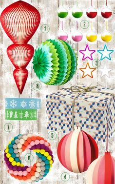 Honeycomb Decorations, Uk Lifestyle, Christmas 2014, Interior Design, Creative, Shop, Nest Design, Home Interior Design, Interior Designing