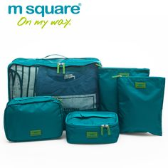 Cheap pcs song, Buy Quality pcs sms directly from China pcs address Suppliers: M Square 5pcs Travel Packing Cube Set Unisex Women Men Travel Bags Luggage Storage Organizer Duffel Bag Cubes Organizador Duffle