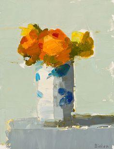 ❀ Blooming Brushwork ❀ - garden and still life flower paintings - Bielen