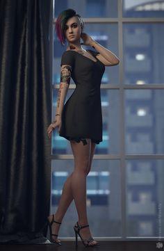Cyberpunk 2077, Cyberpunk Girl, Arte Cyberpunk, Female Character Design, Digital Art Girl, Dark Photography, Shadowrun, Beautiful Girl Image, Character Portraits
