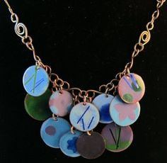 Torch Enameling for Jewelry Design: The Basics
