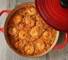Tender shrimp, andouille chicken sausage, fire roasted tomatoes and a mix of bell peppers and spices combine to create an incredibly satisfying pot of awesomeness that's sweet and spicy with a hint of smokiness.
