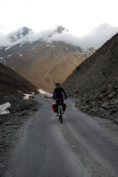Przełęcz Baralacha 4892 mnpm