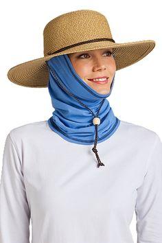 ZnO Unisex Sun Gaiter: Sun Protective Clothing - Coolibar