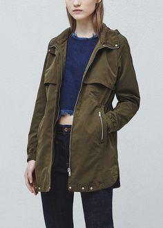 Pocket jacket - Coats for Women | MANGO USA