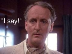 Hugh Fraser as Captain Hastings in Wasps Nest Agatha Christie's Poirot, Hercule Poirot, Detective, British Period Dramas, Bbc Tv Shows, I Love The World, David Suchet, Call The Midwife, Miss Marple