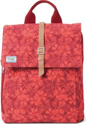 TOMS - 10008249 TREKKER - RED MULTI BACKPACK