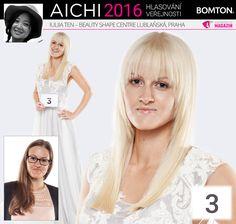 Finále AICHI 2016: Iuliia Ten - Beauty Shape Centre Lublaňská, Praha Aichi, Centre, Shapes, Wedding Dresses, Beauty, Fashion, Bride Dresses, Moda, Bridal Gowns