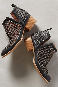 Jeffrey Campbell Taggart Booties - #anthrofave