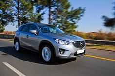 The Mazda CX-5 was supposedly styled with inspiration from the movement of the cheetah, but apart from the grille, which looks reminiscent of the big cat's nose, overall the CX-5 is more sturdy looking than lithe.
