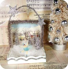christmas display box