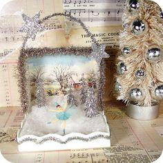 winter display box