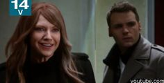 """""""Fringe series finale An Enemy of Fate promo released • Hypable"""" Fauxlivia looks super-happy to see Olivia, and this looks like the alt-verse Lincoln Lee, not our Lincoln who went over there. So that should be very cool to see."""