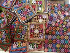 palestina embroidery