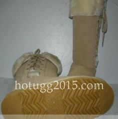 UGG Mocha Tall Boots Sand 387C5A