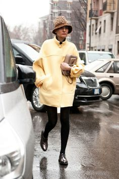 Photos: Photos: Best-Dressed Street Style at Milan Fashion Week Fall 2013 | Vanity Fair