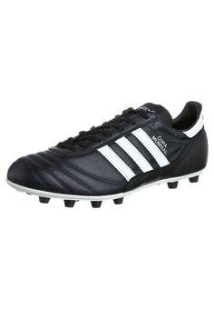 adidas Performance - COPA MUNDIAL FG - Fußballschuh Nocken - black/runningwhite