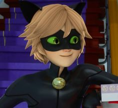 Agreste - convince me to watch Miraculous Ladybug