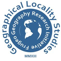 Frugeo's journal: Geographical Locality Studies (founded in 2013) http://www.frugeo.co.uk/gls.html
