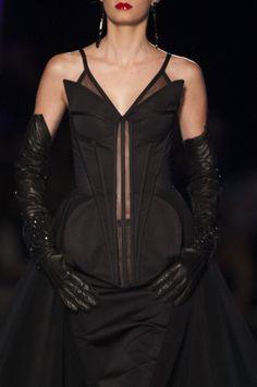 John Paul Gaultier Haute Couture Spring 2014 - Details
