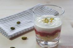 Schnin's Kitchen: Erdbeer-Trifle mit Joghurt-Mascarpone-Creme