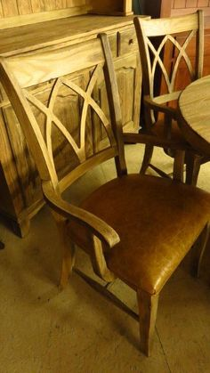 Amish Provence Dining Chair - Keystone Collection