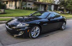 2014 Jaguar XKR Coupe