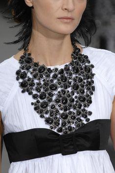 Paris Spring 2009 - Chanel (Details)