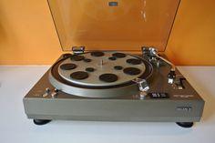 Online veilinghuis Catawiki: Sony PS-4750 High End exclusieve draaitafel (1975) met Stanton element