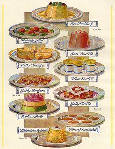 1920's magazine plate