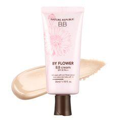 NATURE REPUBLIC By Flower BB Cream (SPF35,PA++)|Nature republic|BB cream|Online Shopping Sale Koreadepart
