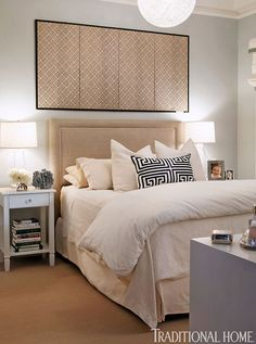 Neutral bedroom ideas to inspire you how to arrange the bedroom with smart decor…