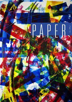 Paper Project #20 - #creativity #paper #colour