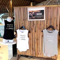 Grab your own XO active PEACE, LOVE, KARMA women's active tank-tee next time you're at Karma Spa... all proceeds go to the @balilifefoundation to help build a Women's centre in Denpasar!    #KarmaCares #ExperienceKarma #KarmaSpa #Charity #BaliLifeFoundation #Amazing #Love #Fashion #SocialResponsibility #BaliTravel #InstaGood #Follow #PhotoOfTheDay #PicOfTheDay #InstaLike #igers #potd