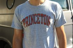 Princeton Vintage Champion T-Shirt Large Vintage Gray Princeton University T-Shirt Large Champion College T-Shirt Princeton Large Vintage by DiveVintage from Passport Vintage. Find it now at http://ift.tt/2jilF4o!