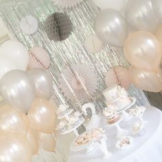 PRINCESS SWAN BIRTHDAY PARTY
