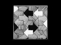 Weekly Zentangle® Tangle Video: SCHWAY