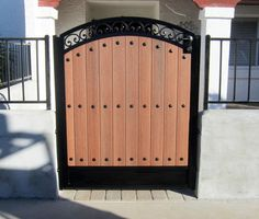 Merveilleux Courtyard Gates : Great Gates And Whiting Iron In Phoenix AZ
