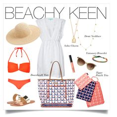 Beachy Keen - Priced from $18 - $69. Shop this look at: www.stelladot.com/suzannelevitats