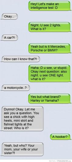 Funny Text Messages | funny text messages..... I laughed wayyyyy too hard at this one.