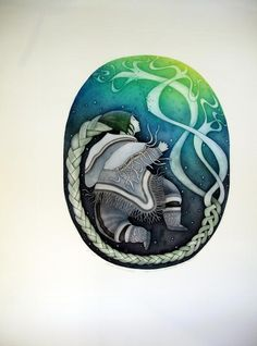 SEDNA - MOTHER OF THE SEA ACCORDING TO INUIT MYTHOLOGY - BY GERMAINE ARNAKTAUYOK