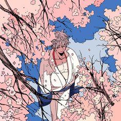 Image in Gintama (Although, more drawings of Gintoki). Manga Art, Manga Anime, Anime Art, Blue Exorcist, Aesthetic Art, Aesthetic Anime, Gintama Wallpaper, Inu Yasha, Arte Do Kawaii
