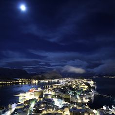 Aalesund, Norway (credit: Kenneth Enstad)