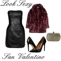 A fashion look from February 2016 by luvicoco featuring Topshop, H&M, Steve Madden, Inge Christopher, women's clothing, women, female, woman, misses e juniors