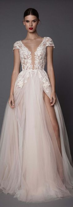 Sexy Evening Gowns White Prom Dress, Formal Gown,