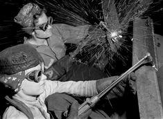 Gary, Ind. war effort, 1943   Women of Steel: LIFE With Female Factory Workers in World War II   LIFE.com